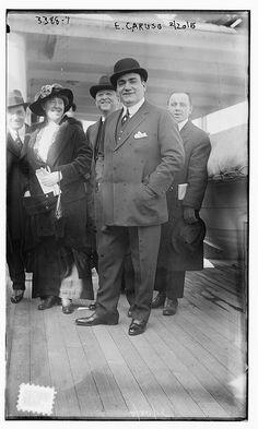 E. Caruso, 2/20/15 (LOC) by The Library of Congress, via Flickr