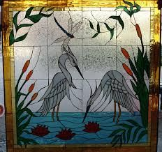 Image result for stained glass designs with dragonflies