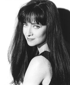 Basia Trzetrzelewska  - Not an actress but I like her