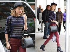 Taylor Swift Continues To Prove She Has Flawless Fashion Sense, Is Trying To Reconcile With Selena Gomez