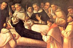 Timeline of the Life of St. Dominic