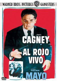 Al rojo vivo (1949) EEUU. Dir: Raoul Walsh. Cine negro. Thriller. Mafia - DVD CINE 628