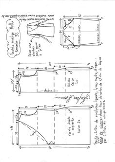 Vestido envelope para malha   DIY - molde, corte e costura - Marlene Mukai