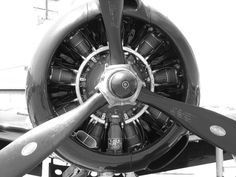 plane rotary engine - Google Search