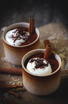 HORCHATA MEXICAN HOT CHOCOLATEReally nice recipes. Every hour. Show me what you cooked!