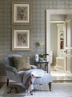chaise ~ Cindy Rinfret's Design