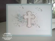 stampin timeless textures  confirmation communion Konfirmation Kommunion Kreuz Segenswünsche Firmung All God's Grace