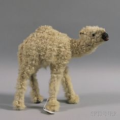 Hide-covered Camel Toy | Sale Number 2654M, Lot Number 20 | Skinner Auctioneers