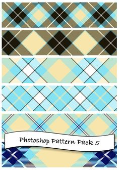 Freebies! Download over 50 free patterns for non-commercial use #photoshop
