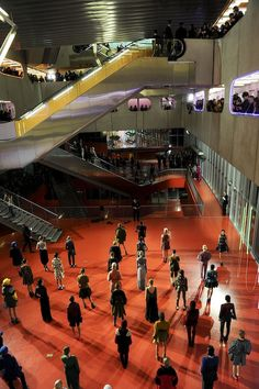 Kenzo's Fall Escalator Spectacular: The Clothes Are Just as Good as the Show