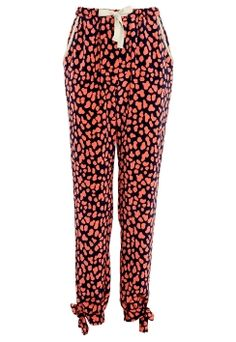 Silk Leopard-print Trousers by Sea NY | Buy from Sea NY online at London Boutiques