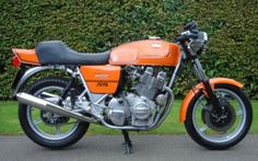 The Ten Best Handling Motorcycles of all Time: Laverda Jota
