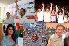 Hijos de políticos mexicanos que buscaban el poder en la contienda electoral obtuvieron el cargo público por el que competían.