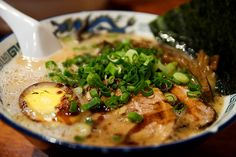 Yum! Craving for real ramen now