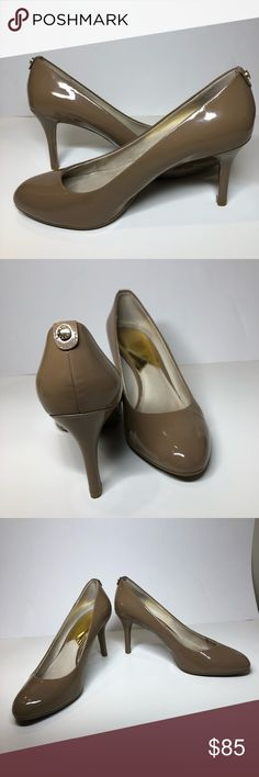 5321e7a6b3 Michael Kors High Heels Michael Kors High Heels Size 10W I wore them twice  once for