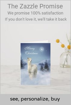 Shop Alpaca Winter Night Christmas Cards created by WalnutCreekAlpacas. Personalize it with photos & text or purchase as is! Llama Christmas, Christmas Animals, Holiday Cards, Christmas Cards, Christmas Decorations, Cute Bedding, Cute Llama, Alpaca, Christmas Blessings