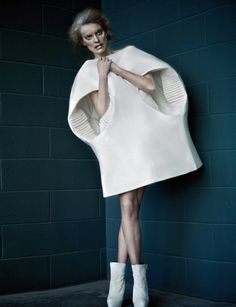 The White | Fashion, Photo Shoots | 1 Granary1 Granary | By the Students of Central Saint Martins