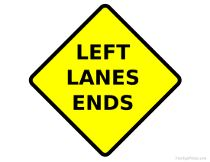 Free printables - road and other miss signs