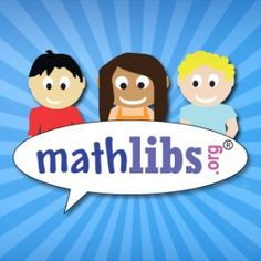 MathLibs…Every kid loves math libs…made for third and fourth graders!