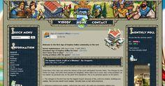 Age of Empires Online - Community website