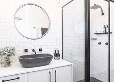 50 best bathrooms renovated new inspired by mid century modern rh pinterest com