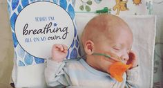 These Milestone Cards For Premature Babies Help Parents Celebrate Important Moments