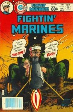 Fightin' Marines (Volume) - Comic Vine