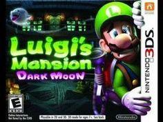 Nintendo libera la portada de Luigi's Mansion Dark Moon