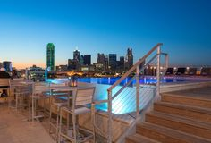 Our friends at Thrillist have compiled a list of the best rooftop bars in #Dallas! I have been to Five Sixty at Reunion Tower. The skyline and the rotating floor are really amazing! These #venues are definitely romantic for you to bring your partner and just immerse yourself in cocktail and night view. #ReunionTower