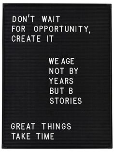 Old School Lifestyle Oy House Doctor, Stickers Citation, Great Things Take Time, Black Quotes, School Quotes, Retro, Letter Board, Life Quotes, Boards