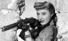 Women in Western Movies | Barbara Stanwyck was a familiar sight as feisty, can-do frontier women ...