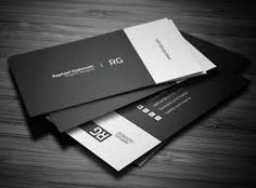 CardNerd is a premium business card inspiration gallery, the aim is to showcase as many inspiring, fresh and unique business cards. Art Business Cards, Minimal Business Card, Simple Business Cards, Graphic Design Services, Logo Design, Design Resume, Graph Design, Identity Design, Filmmaking Quotes