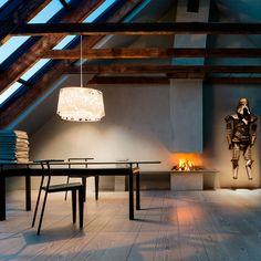Louis Poulsen Collage 450 pendant, matt white   Pendants   Lighting   Finnish Design Shop