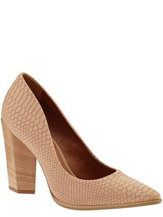 Neutral Timeless heel - Carrano - Madelyn Print Heel from Piperlime