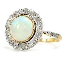 Antique Jewelry, Victorian Jewelry, Estate Jewelry - The Three Graces