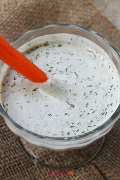 The very Best Vegan Ranch Dressing that is oil-free, has a nut-free option, soy-free and gluten-free! Just 8 easy ingredients.