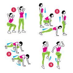 Body-Weight Challenge