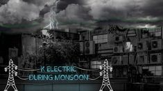 K-Electric During Monsoon | Maaz Alam Pakistan Video, Funny Sketches, A Funny, Monsoon, Funny Videos, Shed, Electric, Neon Signs, Social Media