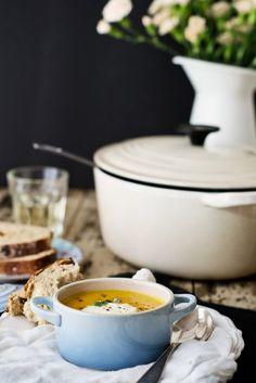 Soup & Le Creuset