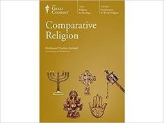 The Great Courses: Comparative Religion  https://www.amazon.com/dp/1598034537?m=A1WRMR2UE5PIS8&ref_=v_sp_detail_page