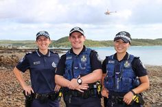 """1,126 Likes, 11 Comments - Queensland Police Service (@qpsmedia) on Instagram: """"Three new officers join the crew on Thursday Island 💙🏝 #qpsmedia #qps #qldpolice #queenslandpolice…"""""""