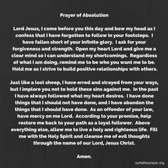 Prayers for Forgiveness, Mercy, and Absolution ⋆ Our Father Prayer Prayer For Mercy, Our Father Prayer, Asking God For Forgiveness, Everyday Prayers, I Have Forgotten, Prayer Quotes, Daily Bread, Christianity, Religion