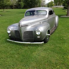1940 plymouth coupe   The H.A.M.B.