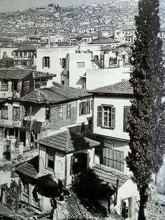 Selanik Greece History, Journey To The Past, Urban Architecture, Thessaloniki, Macedonia, Kos, Laundry, Greek, Europe