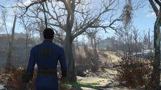 Fallout 4 — Первый геймплейный ролик