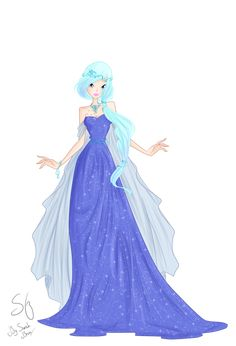 Princess Beatrice by BySarahBrain