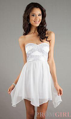 The perfect graduation dress #fashion #shopping #prom #prom2013 #dresses #graduation #grad2013