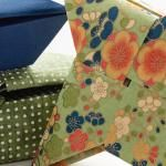 Shuriken Star Origami Box