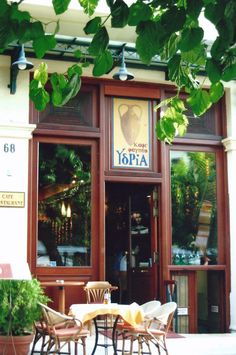 One  of our favorite restaurants, Yopia