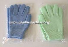 awesome Guantes hidratantes mágicos coloreados del gel para las manos secas/los guantes hidratantes de la mano